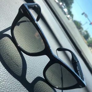 Rayban folding glasses wayferer